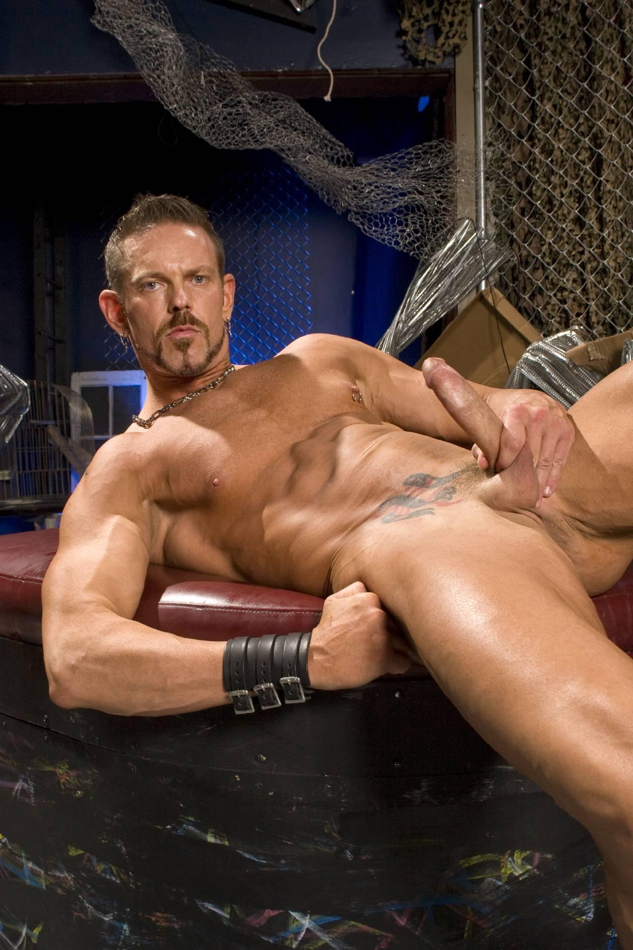 Colin steele naked