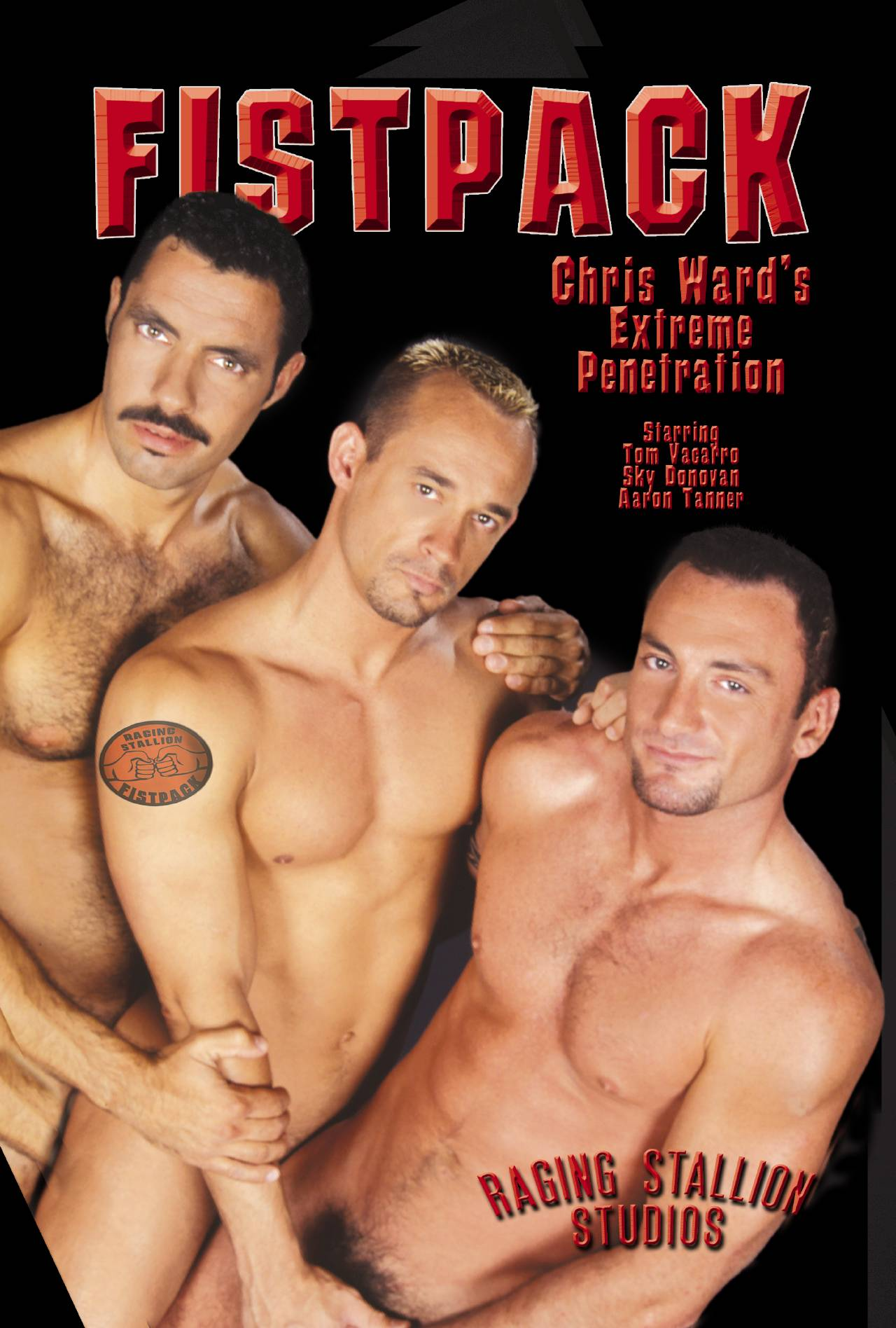 Fistpack 01 Chris Wards Extreme Penetration Front Cover