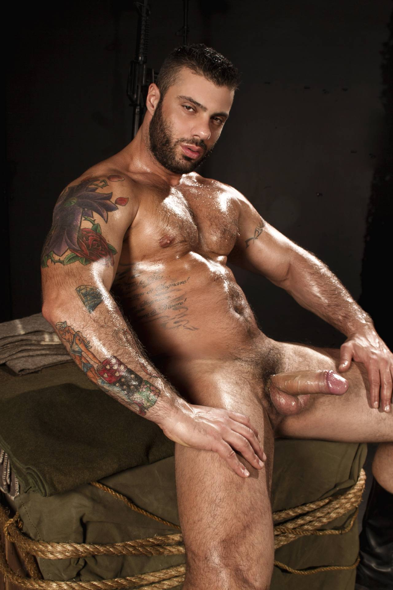 Raging stallion militia