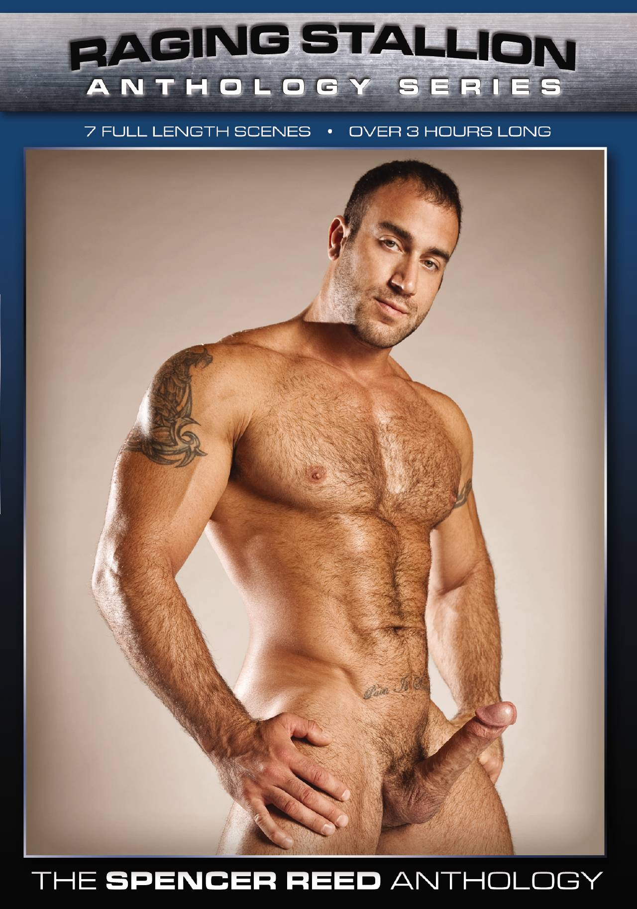 Actor Porno Gay Reed Spencer the spencer reed anthology junior stellano, spencer reed