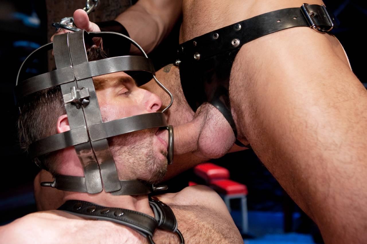 Male bondage sex image 9