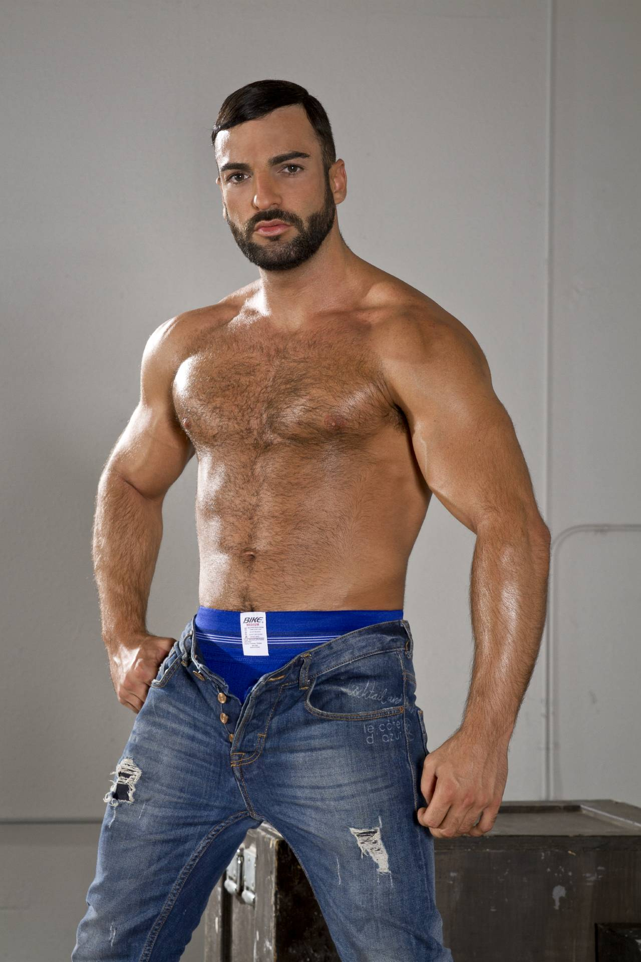 Raging stallion filthy fucks abraham al malek johnny