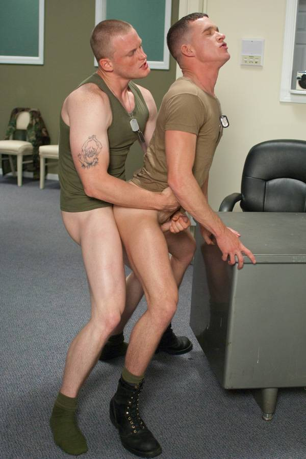 Military shower gay sex hot insane troops
