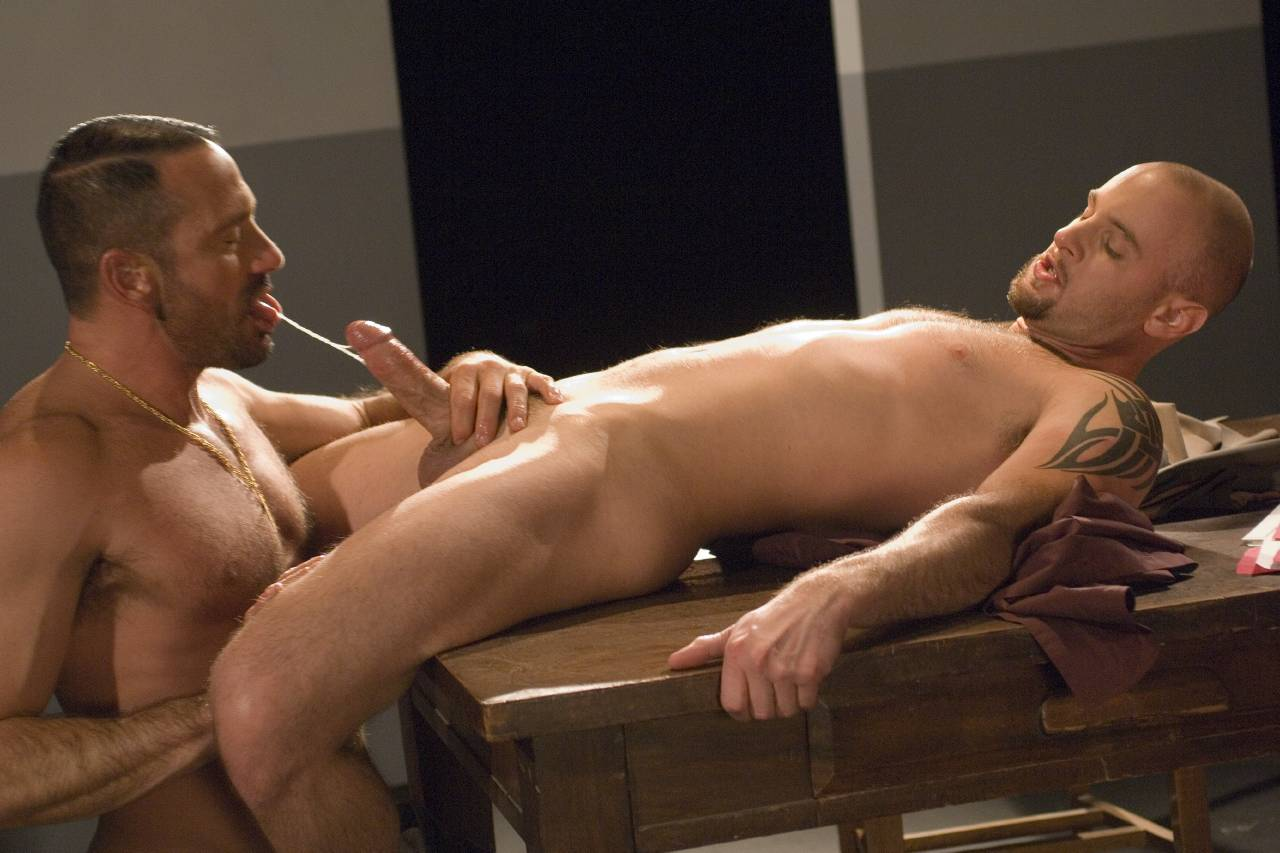 Cellmates in hot action 6