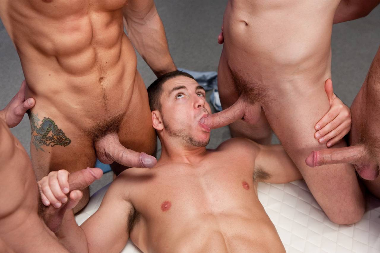 Army gay group sex and group of guys having sex