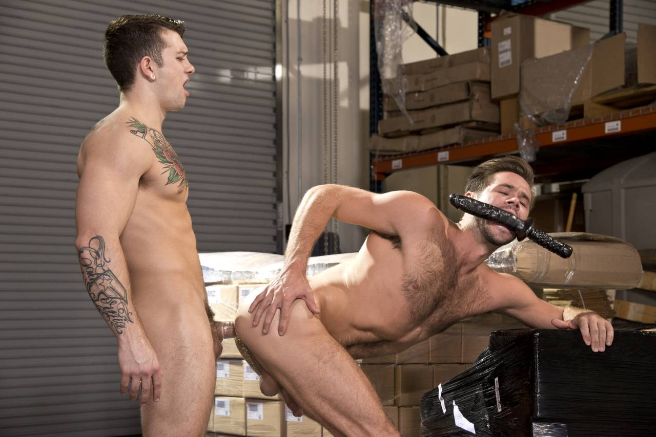 dick me raw factory bareback