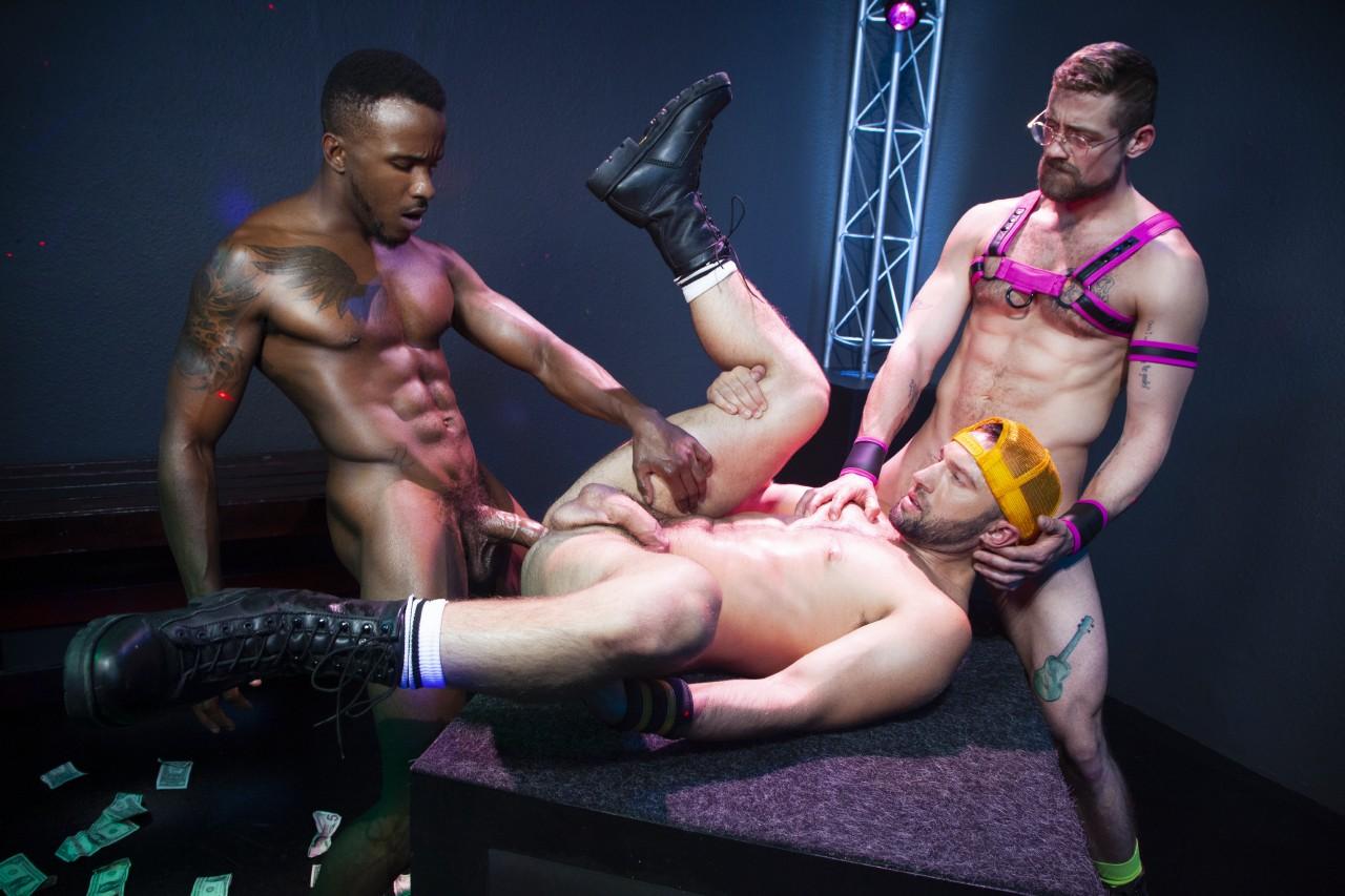 Samson williams gay cock