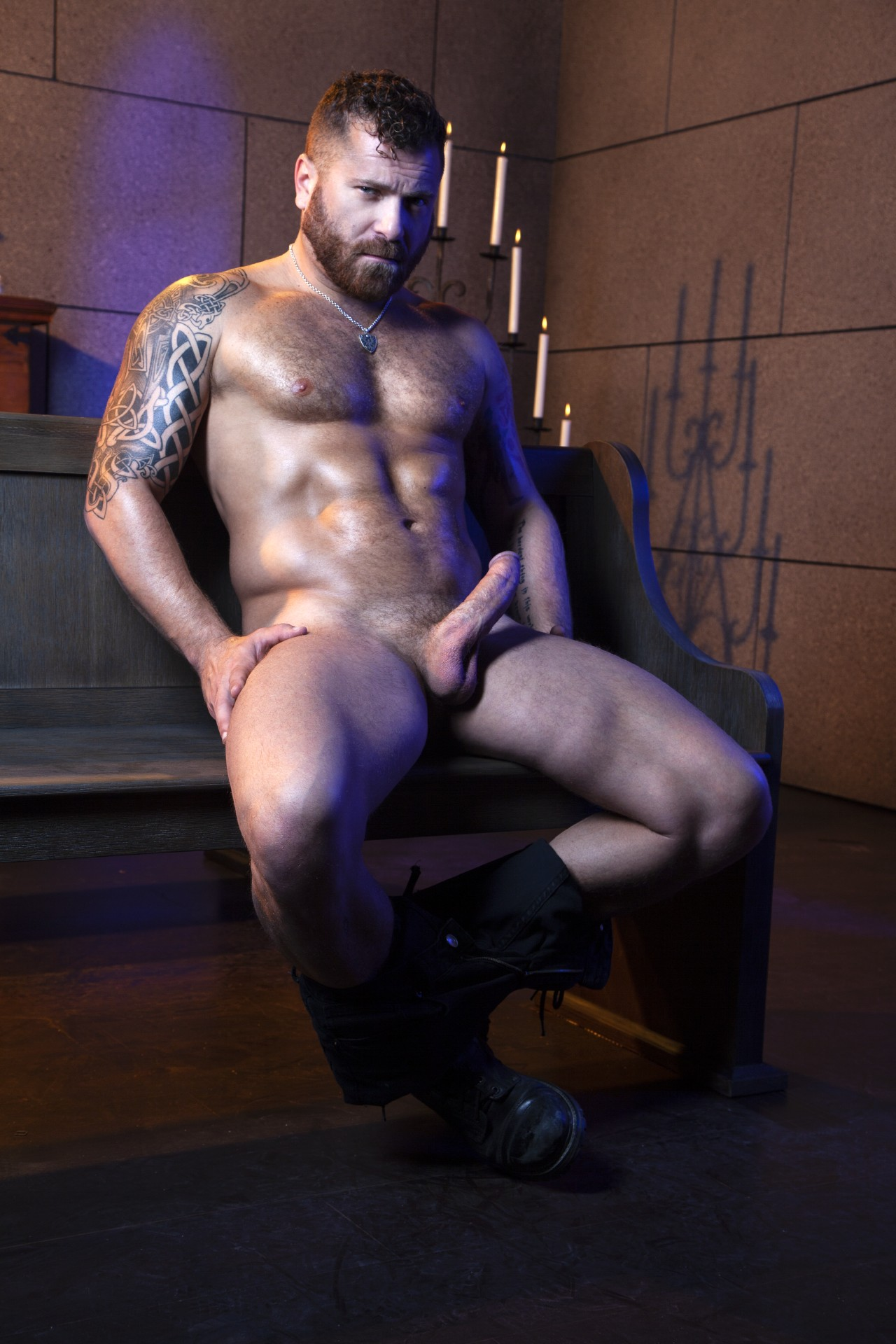 Spartacus Gay porno