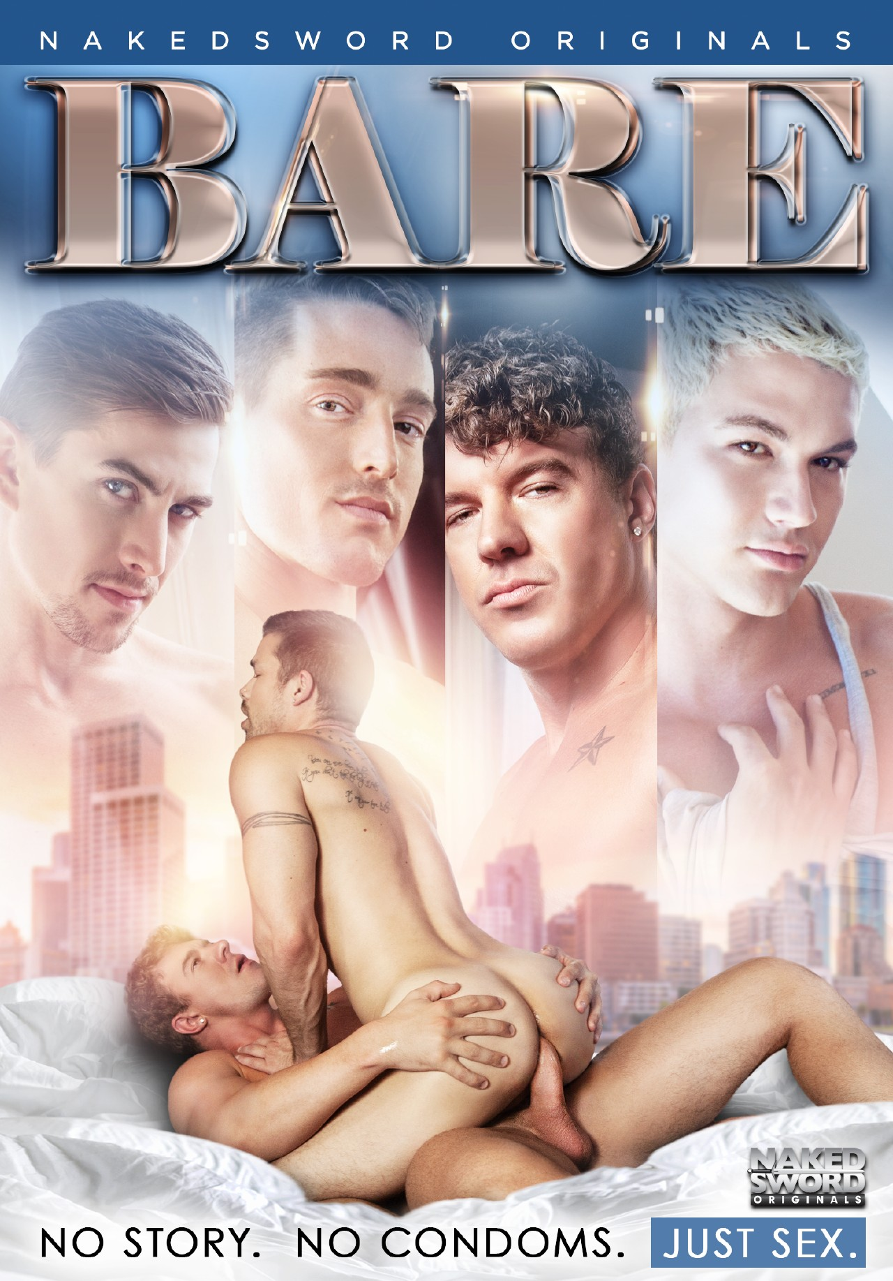 Bareback gay naked sword images