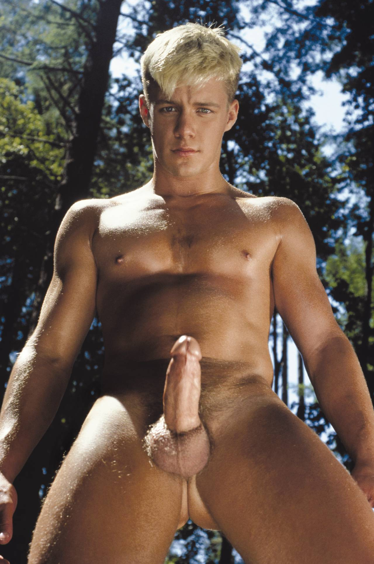 gay 5 ejaculating dildo
