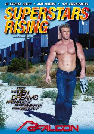 Superstars Rising Dvd 1 Cover Front