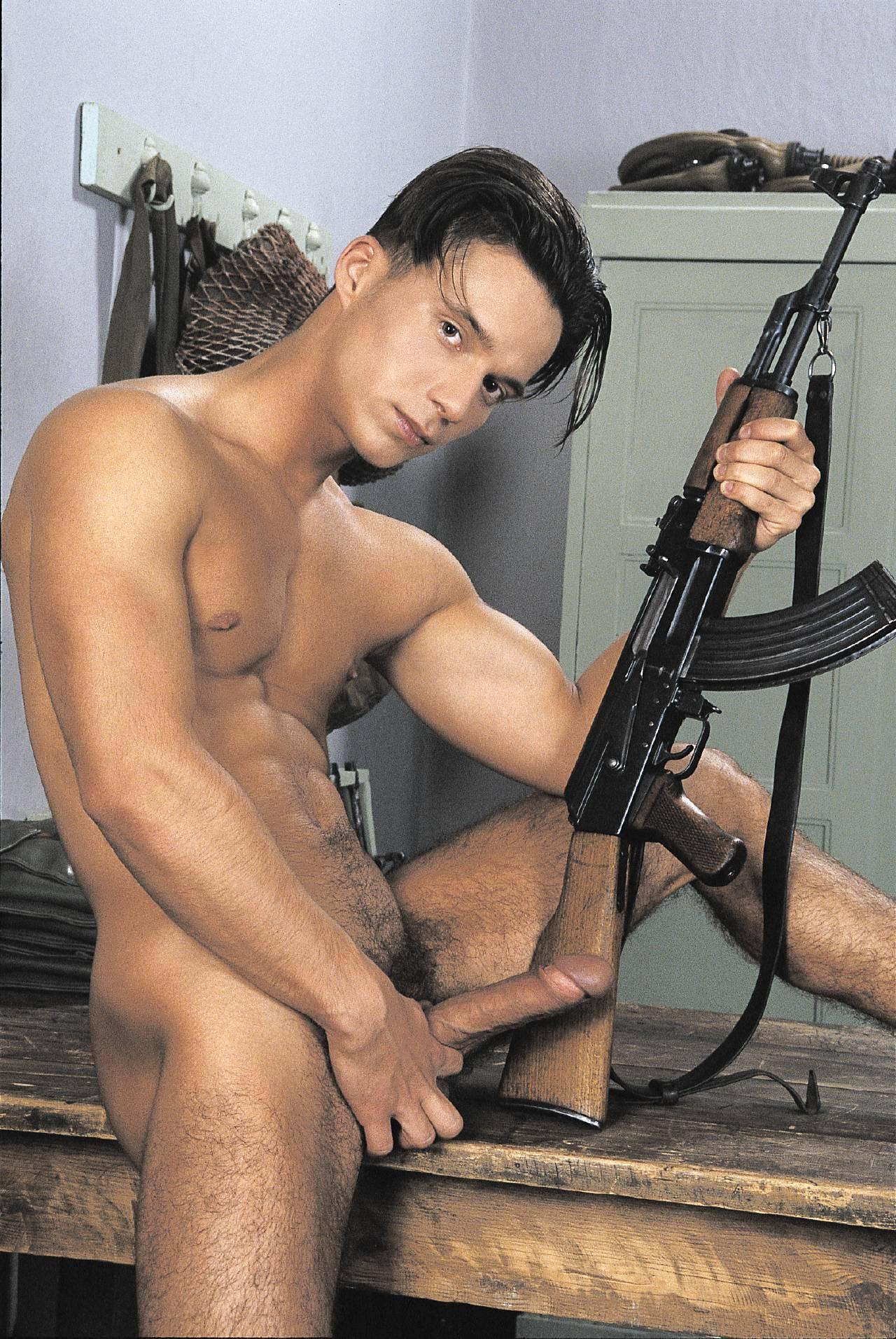 японец парни голые армия