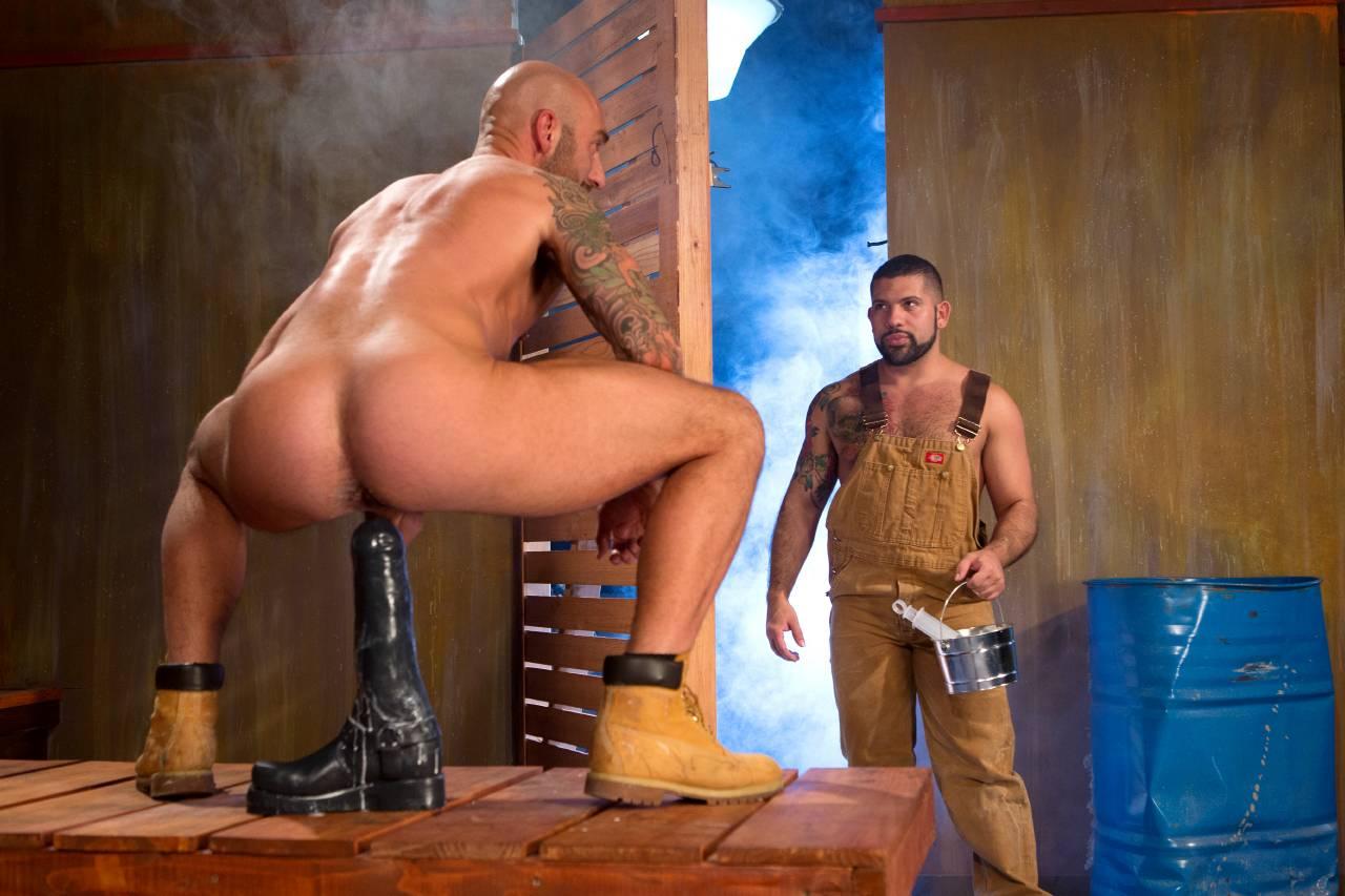 Sexo gay casero latino