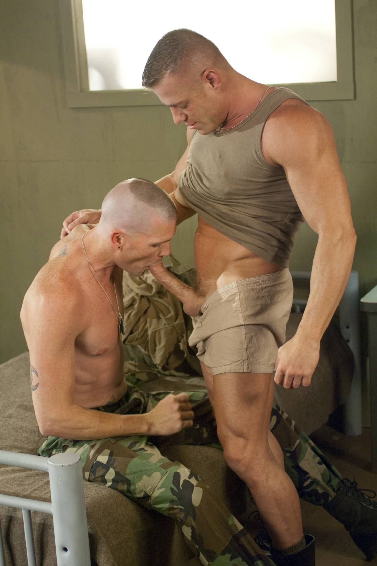 Army gay boy movies and military men at the doctor naked yes drill