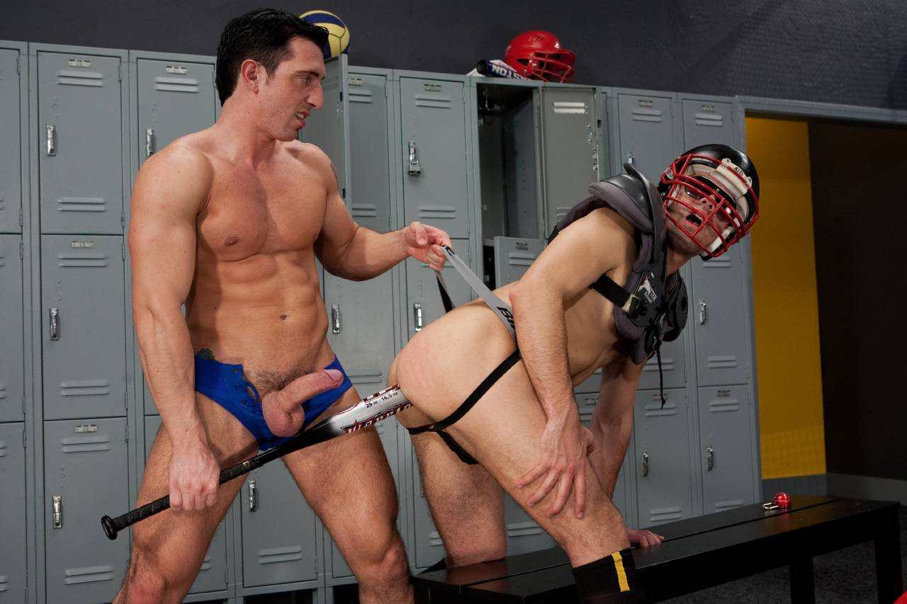 Double Gay Male Sex Toy